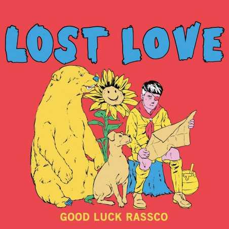 Lost Love - Good Luck Rassco - CD