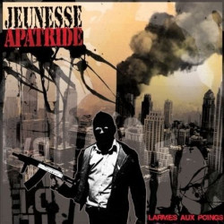 Jeunesse Apatride - Larmes aux poings - LP Vinyl