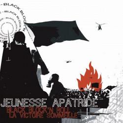 Jeunesse Apatride - Black Block'N Roll/La victoire sommeille - LP Vinyl