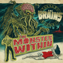 The Brains - The Monster Within - CD