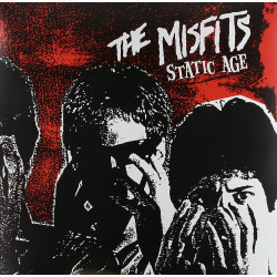 The Misfits - Static Age - LP Vinyl