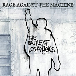 Rage Against The Machine - The Battle of Los Angeles - LP Vinyl