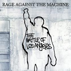 Rage Against The Machine - The Battle of Los Angeles - LP Vinyle