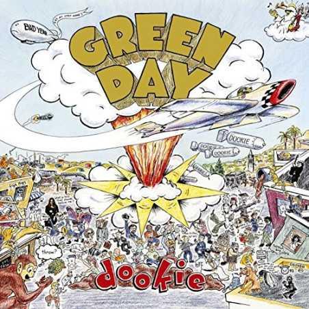 Green Day - Dookie - LP Vinyle