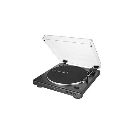 Audio Technica - Table Tournante Stéréo À Entraînement Par Courroie Entièrement Automatique