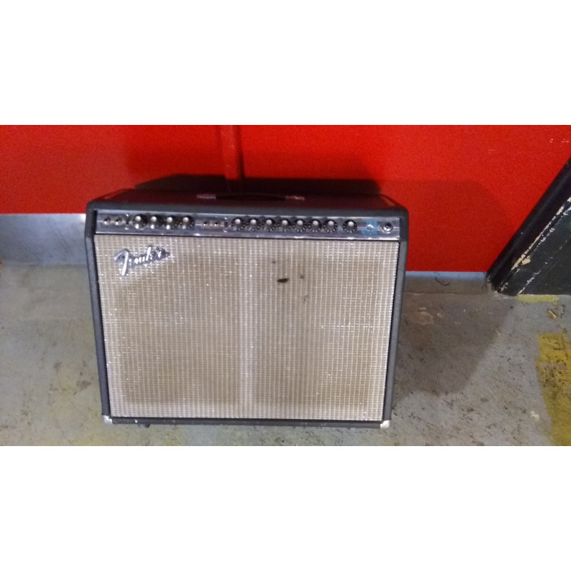 Fender - Silver Face - Twin Reverb