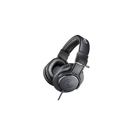 Audio-Technica Casque d'écoute professionnel (noir)