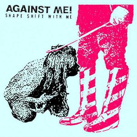 Against Me! - Shape Shift With Me - Double LP Vinyl