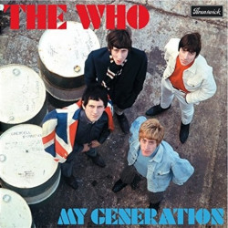 The Who - My Generation - LP Vinyle