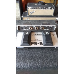 Boss FS-6 Used
