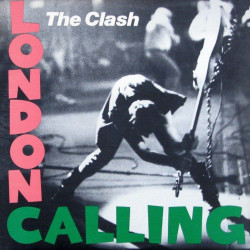 The Clash - London Calling - Double LP Vinyle