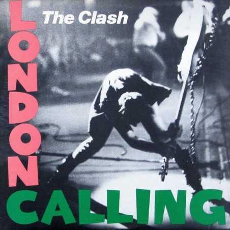The Clash - London Calling - Double LP Vinyl