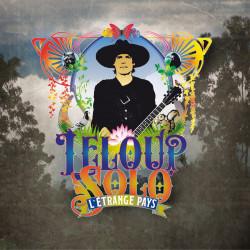 Jean Leloup - L'étrange pays - LP Vinyl