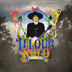 Jean Leloup - L'étrange pays - LP Vinyle