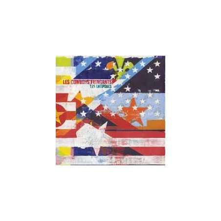Les Cowboys Fringants - Les Antipodes - LP Vinyle