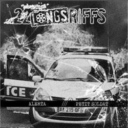 22 Longs Riffs / Dissidence - Split - EP Vinyl