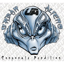 Urban Aliens - Corporate Perdition - CD