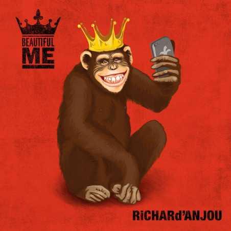 Richard d'Anjou - Beautiful Me - CD