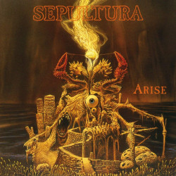 Sepultura - Arise - Double LP Vinyl