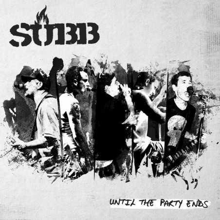 Subb - Until The Party Ends - LP Vinyle
