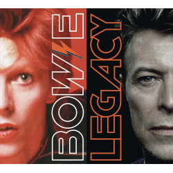 David Bowie - Legacy - Double LP Vinyle