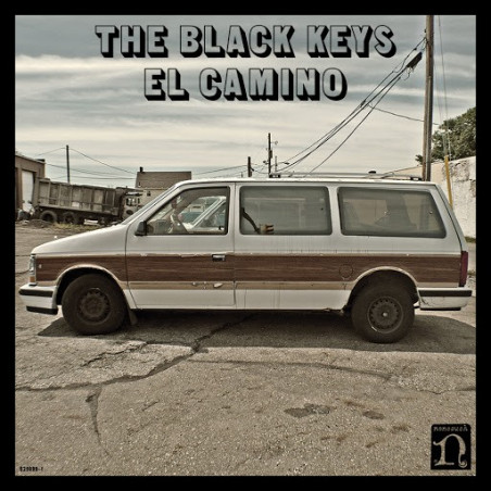 The Black Keys - El Camino - LP Vinyl