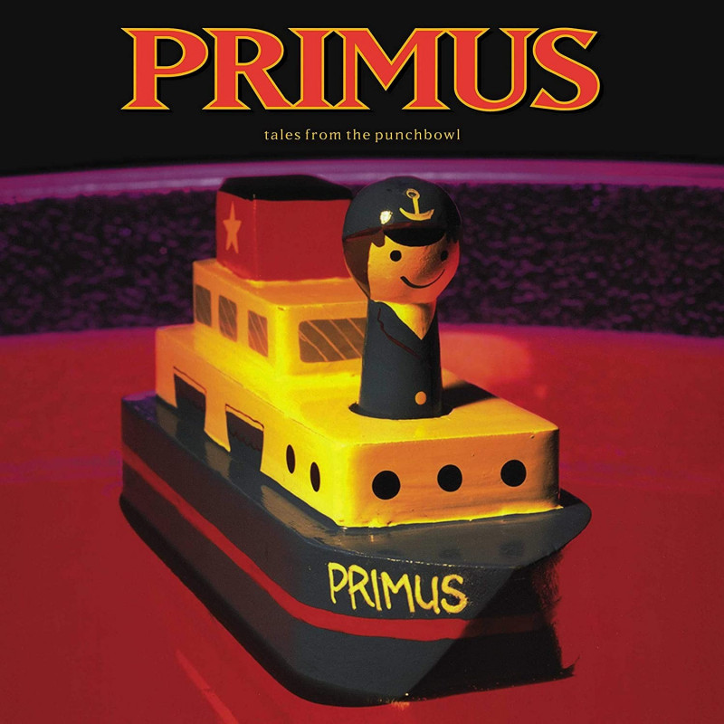 Primus - Tales From The Punchbowl - Double LP Vinyle