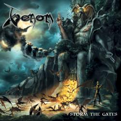 Venom - Storm The Gates - Double LP Vinyle