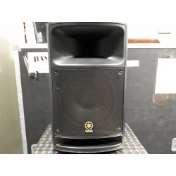 Yamaha MSR400 Black Powered Speakers 400 watt