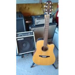 Takamine Guitare Électro acoustique EG10C-Cutaway