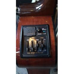 Takamine EF-349C 1996 Mahogany