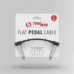 "3"" Flat Pedal Cable TourGear Designs"