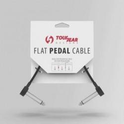 "3 Pack 6"" Flat Pedal Cable C shape TourGear Designs"
