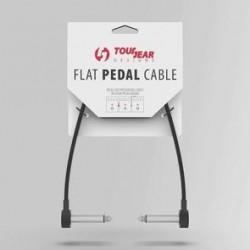 "3 Pack 10"" Flat Pedal Cable C shape TourGear Designs"