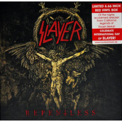 Slayer - Repentless - Red...