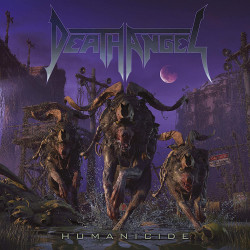 Death Angel - Humanicide -...