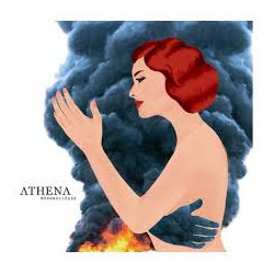 Athena - Mononucléose - LP...