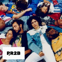 P.R2B - Des rêves - LP Vinyle