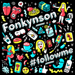 Fonkynson -  Followme - LP...