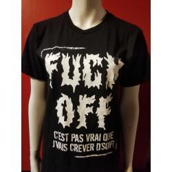 BARF - T-Shirt - Crever d'soif