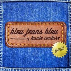 Bleu Jeans Bleu - Haute...