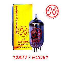 JJ Vacuum Tube ECC81