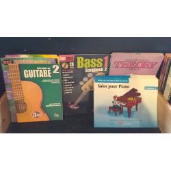 Livre Musique Variés