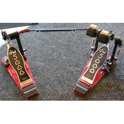 DW 5002 Double pedal single...