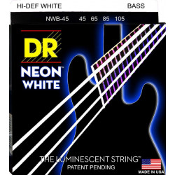 Neon White K3 Coated Bass...