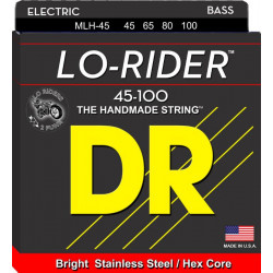 Lo-rider Bass 4-Strings,...