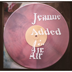 Jeanne Added - Air - LP Vinyl