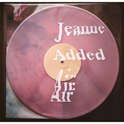 Jeanne Added - Air - LP Vinyl