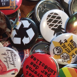 Pins and Magnets - Labels...