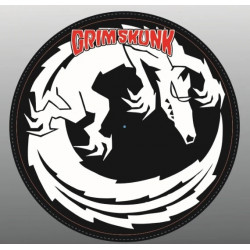 "Grimskunk - 12"" Turntable..."